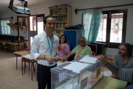 Alcaraz cesa de delegado del Govern en Formentera pero sigue al frente del PP