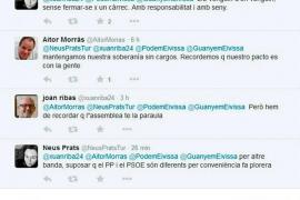 Podemos debate en la red qué hacer con el PSOE antes de su asamblea a puerta cerrada