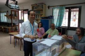 Alcaraz cesa como delegado del Govern en Formentera y sigue al frente del PP