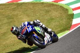 Jorge Lorenzo saldrá segundo en Mugello
