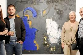 Biel Mulet presenta su obra en Espai Lluc Fluxà