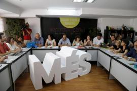 MÉS incluye entre sus medidas una renta mínima garantizada de 500 euros