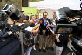 Bauzá ofrece un pacto a Armengol para que no gobierne «la extrema izquierda»