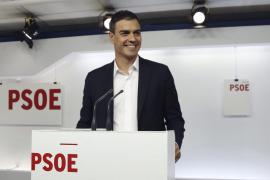 Sánchez piensa que Rivera apoyará a Gabilondo en la Comunidad de Madrid