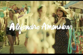 Primer adelanto del anuncio que grabó Estrella Damm en Eivissa