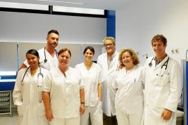 Cardiología evita más de 800 desplazamientos de Formentera a Can Misses desde 2013
