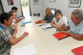 PSOE y Podemos hablarán del reparto de cargos tras cerrar un programa común