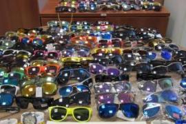 Se incautan de 170 artículos y drogas de la venta ambulante