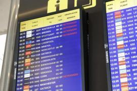 Sin cancelaciones ni retrasos en Baleares por la huelga de controladores