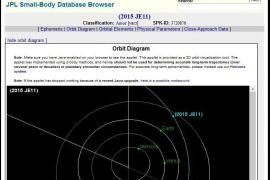 La AAE descubre su segundo asteroide cercano a la Tierra con el telescopio de Cala d'Hort