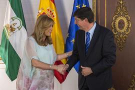 Ciudadanos votará sí a Díaz si PSOE firma el decálogo anticorrupción