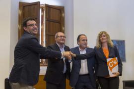 Díaz será presidenta de Andalucía gracias a Ciudadanos