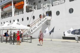El renovado MSC Armonia traerá a más de 37.000 viajeros en sus 14 escalas