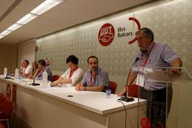 Alejandro Texías, nuevo secretario general de UGT Balears