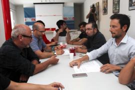 PSOE y Guanyem decidirán este viernes el reparto de concejalías y cargos en Vila