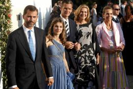El Rey retira a Cristina el título de duquesa de Palma