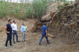 Santa Eulària termina las obras de contención del río