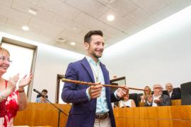 Rafa Ruiz, alcalde de Vila a los 36 años