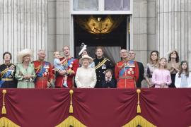 80 cumpleaños de la reina Isabel II