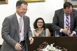 'Agustinet' defiende que «las cosas han vuelto a su sitio» en Sant Josep