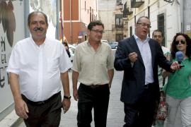 Los tres ediles de Orihuela quedan en libertad sin fianza, pero imputados