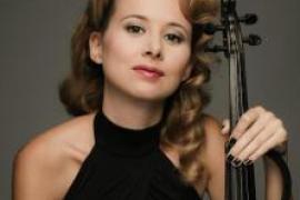 La violinista que seduce