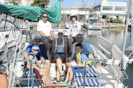 Auténticos marineros por un día