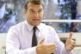 Laporta anuncia su candidatura para volver a la presidencia del Barça