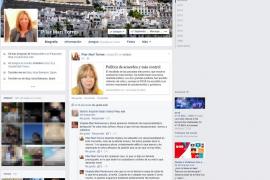 Pilar Marí y Virginia Marí se enzarzan en una discusión en las redes por el resultado del PP