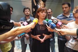 Preacuerdo: Armengol, presidenta y Podemos encabezará el Parlament