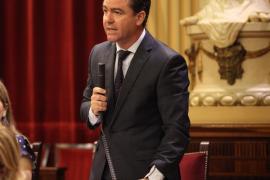 El diputado del PP Miquel Jerez será elegido secretario segundo de la Mesa del Parlament