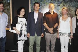 Inauguración de Xisco Bonnín y Javier Vallhonrat
