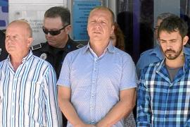 Dejan en libertad a la pareja de la mujer asesinada el  lunes en Sant Antoni
