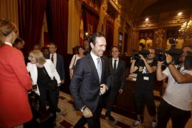 Bauzá: «Siempre dije que iba a trabajar por Balears; ahora lo haré en el Senado»