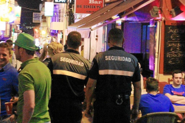 Los empresarios del West End contratan seguridad privada ante la falta de policías
