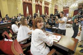 Armengol prepara un Govern de caras nuevas mientras Més medita si apoya su investidura