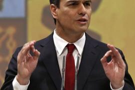 Sánchez, candidato del PSOE a las generales