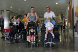 Balears recibió 2,6 millones de turistas internacionales hasta mayo