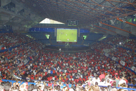 Final de la Copa del Rey en 2003