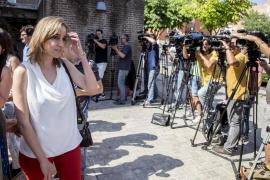 Tania Sánchez dice que no sabía que aprobó ayudas para la empresa de su hermano