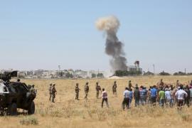 Estado Islámico retoma su ofensiva en Siria contra las fuerzas gubernamentales y kurdas