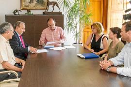 Acuerdo para evitar cortes de luz a los más desfavorecidos de Santa Eulària