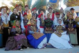 Sa Colla de Vila celebra su 25 aniversario