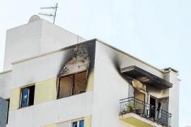Un incendio en una vivienda de Vila obliga a desalojar a todos los vecinos del edificio
