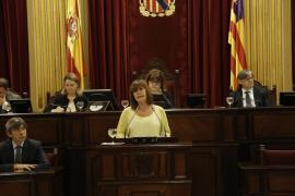 Francina Armengol: «Derogaremos la Ley de Símbolos y el TIL»
