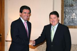 Detenido el ex político y banquero José Luis Olivas