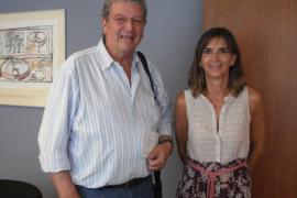 La Fundación Abel Matutes entrega 10.000 euros a Cáritas para reformar su sede