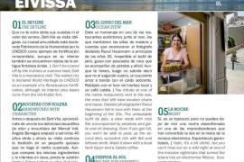 La revista Baleària muestra los secretos de las Pitiüses