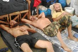 Noveno día de huelga de hambre para el preso ibicenco en Panamá
