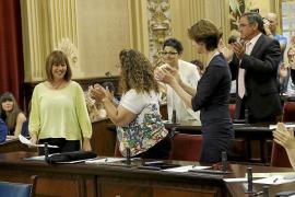 Armengol se compromete a paliar la doble y triple insularidad de Eivissa y Formentera